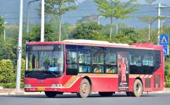南宁W4路公交车路线