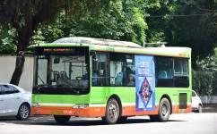 南宁128路(B128)公交车路线