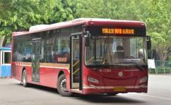 南宁W8路公交车路线