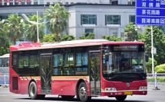 南宁29路公交车路线