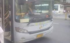 南平K1路公交车路线