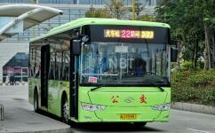 宁德22路公交车路线