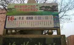 盘锦16路(供应-鹤翔路)公交车路线