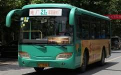 邳州21路公交车路线