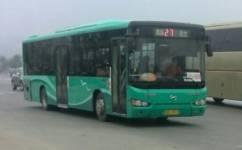 青岛开发区27路公交车路线