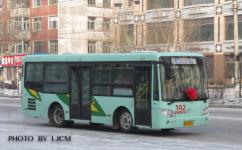 齐齐哈尔102路公交车路线