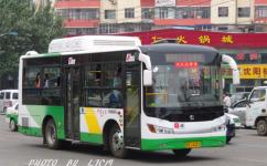 齐齐哈尔8路公交车路线