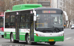 齐齐哈尔4路公交车路线