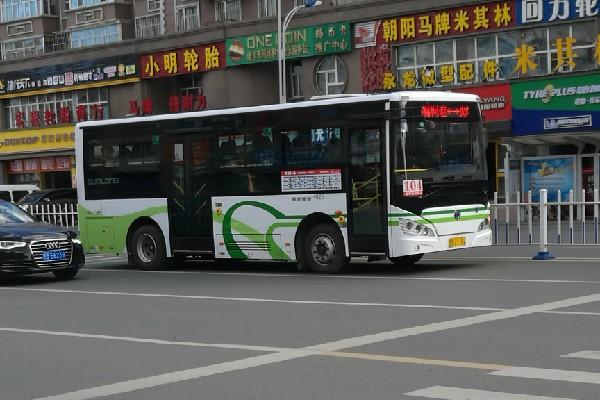 齐齐哈尔104路公交车路线