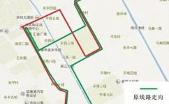 如皋218路(江防线)公交车路线