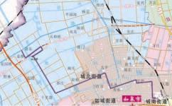 如皋203路(火车站—浦东村)公交车路线