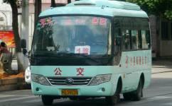 三明沙县1路公交车路线