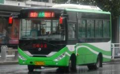 三明绿道公交一号线A线公交车路线