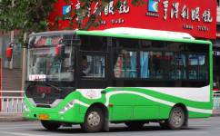 三明61路公交车路线
