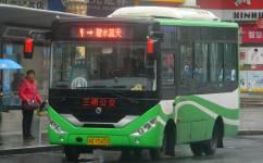 三明4路公交车路线