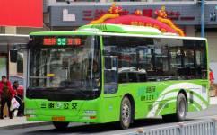 三明59路公交车路线