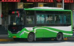 三明绿道公交一号线B线公交车路线