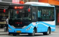 三明8路公交车路线