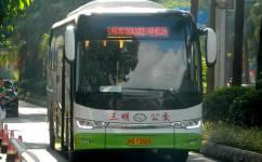 三明K103路公交车路线