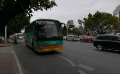 三亚24路公交车路线