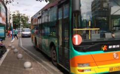 三亚1路公交车路线
