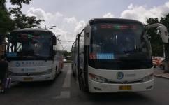 三亚55路公交车路线