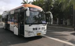 三亚23路公交车路线