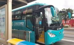 三亚城际2号线公交车路线