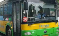 三亚26路公交车路线