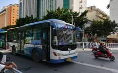三亚16路公交车路线