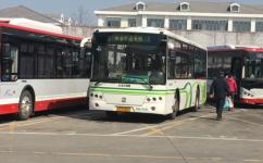 上海松亭石专线公交车路线