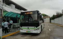 上海吴淞滨江线(原宝山11路)公交车路线