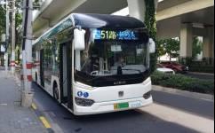 上海51路公交车路线