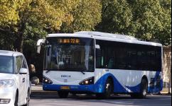 上海浦东72路(原995路)公交车路线