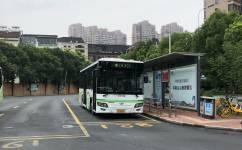 上海821路公交车路线