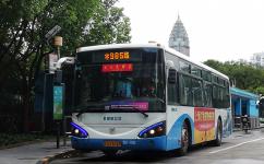 上海985路公交车路线