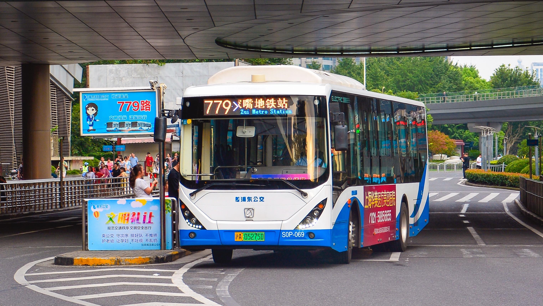 上海779路公交车路线