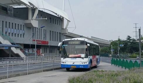 上海581路公交车路线