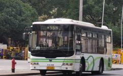上海554路公交车路线