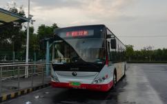 上海松江22路公交车路线
