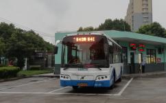 上海640路公交车路线