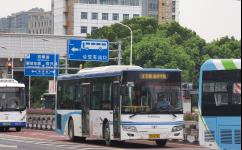 上海南申专线公交车路线