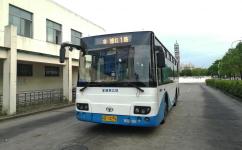 上海浦江1路公交车路线