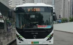 上海109路公交车路线