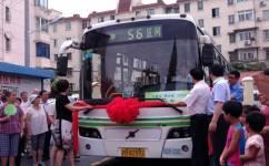 上海56路区间公交车路线