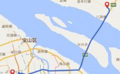 上海申崇一线公交车路线