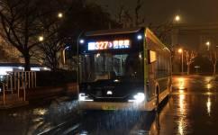 上海327路公交车路线