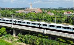 上海轨道交通9号线路线