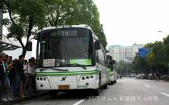 上海74路公交车路线