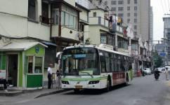 上海136路公交车路线